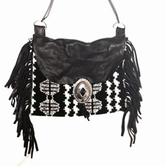 Boho Fringe Crossbody Bag from rachaelkranick