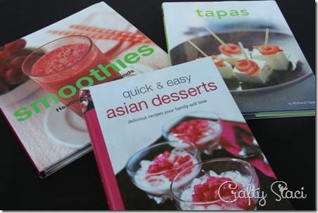 Cookbooks from Tuttle Publishing - Crafty Staci