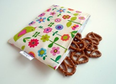 Reusable Sandwich Bag from ArtisticsoulDesigns