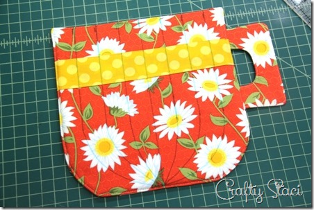 Drawing guidelines for quilting - Crafty Staci