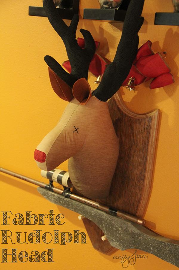 鲁道夫(Rudolph)的布艺头饰