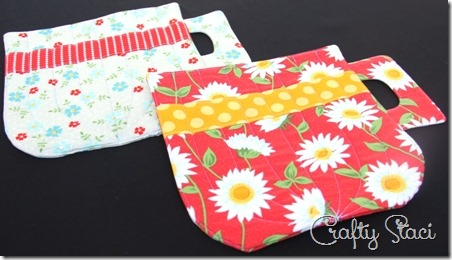 Mug Hot Pads - Crafty Staci