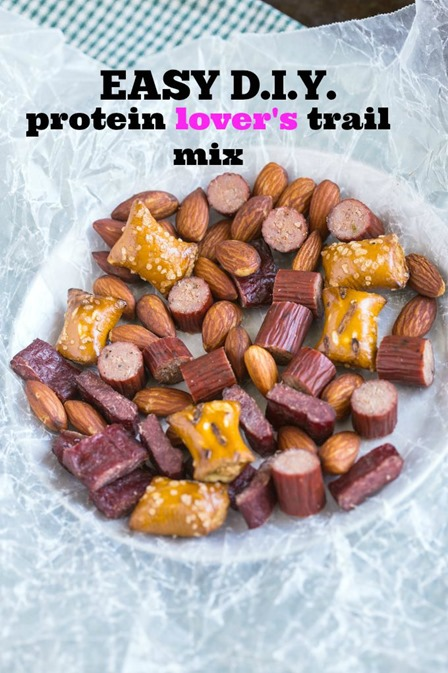 Protein Lover's Trail Mix from The Big Man's World