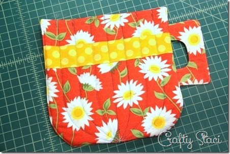 Quilting lines - Crafty Staci