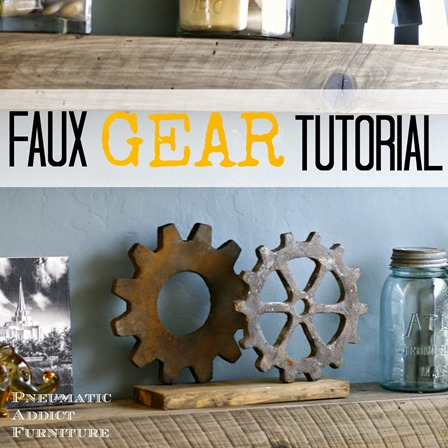 Faux Gear from Pneumatic Addict