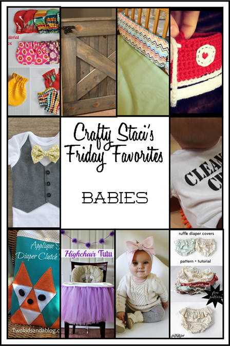 Friday Favorites - Babies
