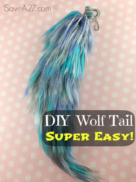 Wolf Tail from I Save A to Z
