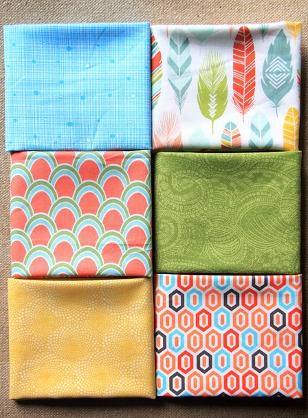 Crafty Staci's 6th Anniversary Giveaway - fabrics
