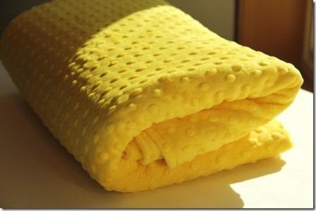 狡猾的斯塔奇双面模糊毛毯
