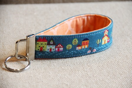 Key Fob by Crafty Staci