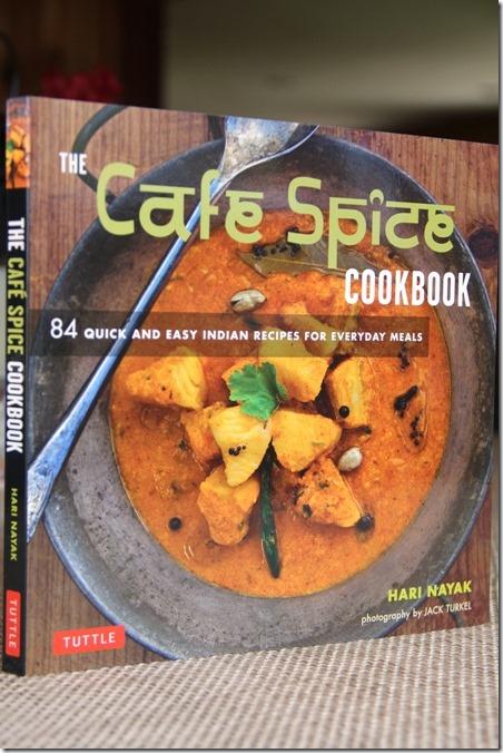 书评-咖啡香料食谱由Hari Nayak