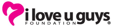 I Love U Guys Foundation Logo