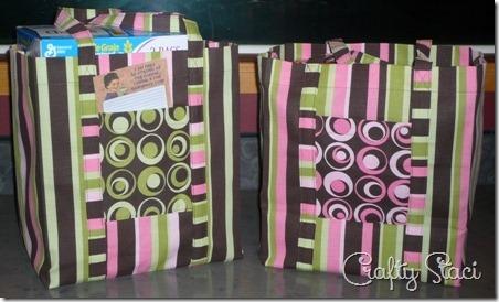 可重复使用的食品袋-Crafty Staci