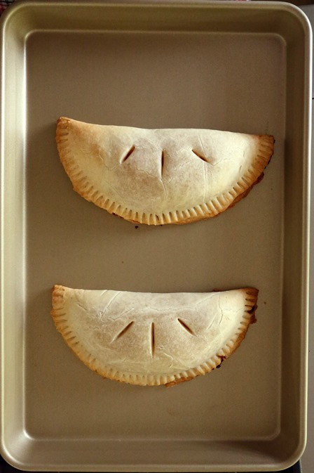 Harry Potter Inspired Pumpkin Pasties from Pop Sugar