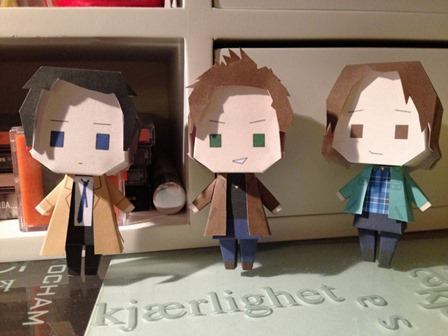 Team Free Will Supernatural Printables from Yolapeoples on Deviant Art