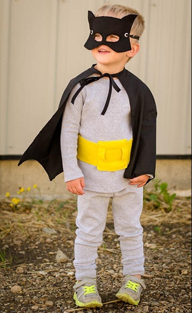 Fleece Fun的蝙蝠侠服装