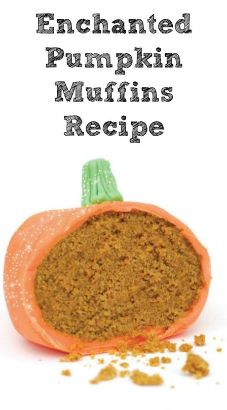 Enchanted Pumpkin Muffins from In the Playroom