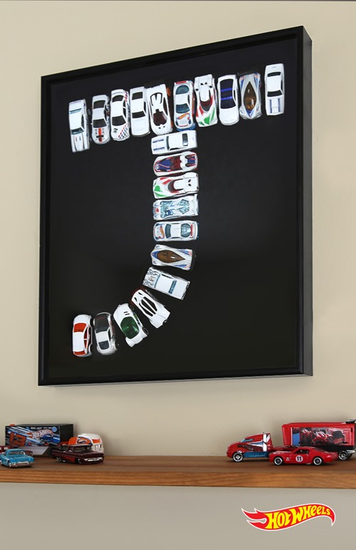 Hot Wheels Shadow Box from Hot Wheels