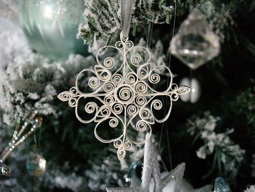 Friday Favorites - Snowflakes