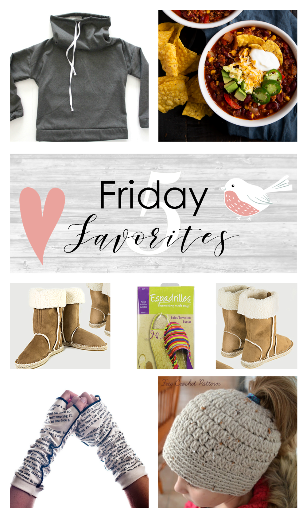 Friday Favorites 01.13.2017