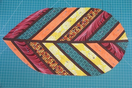 Leaf layers pinned