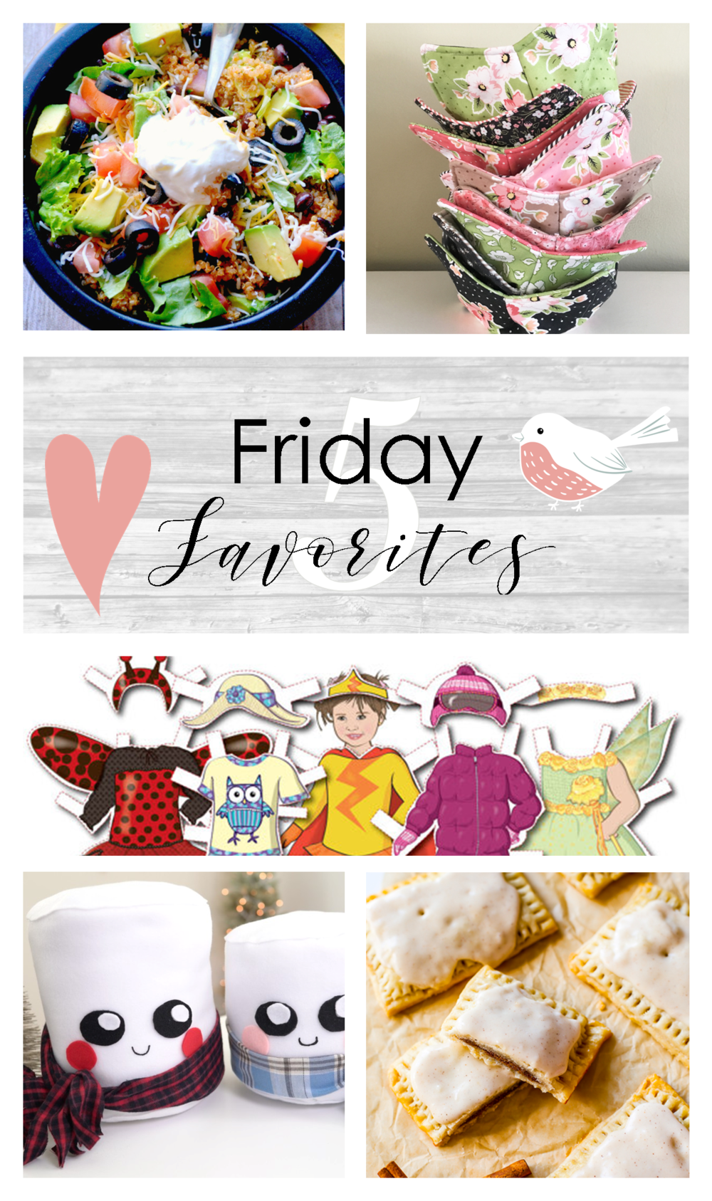 Friday Favorites 1.20.17
