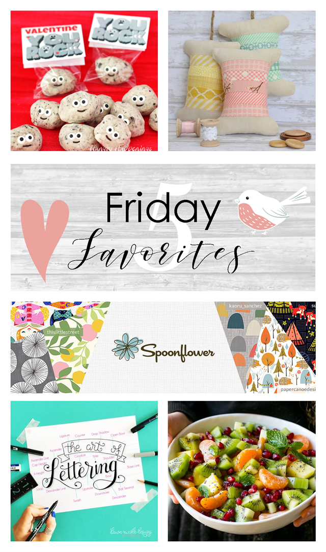 Friday Favorites No. 315 from Crafty Staci