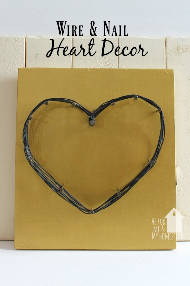 Wire and Nail Heart from As For Me and My Homestead.jpg