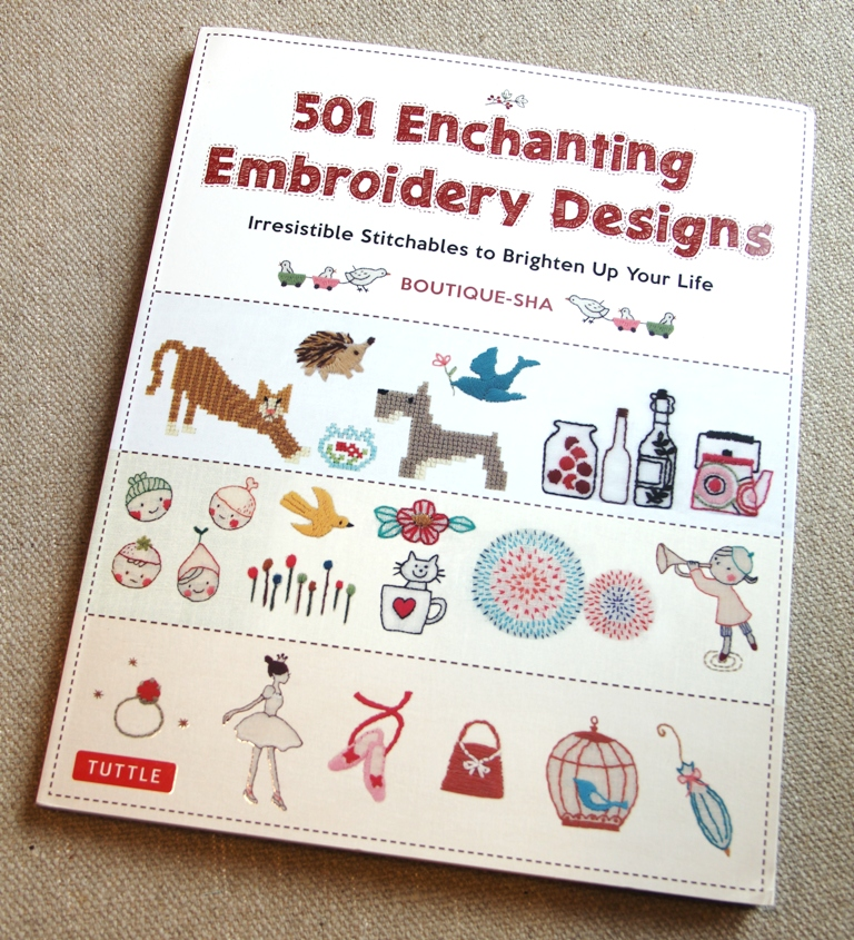 501 Enchanting Embroidery Designs Crafty Staci
