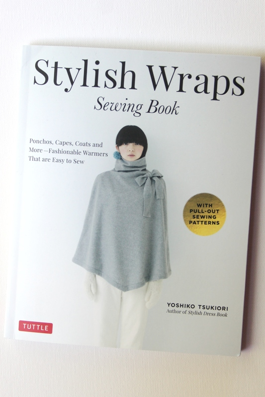 Stylish Wraps Sewing Book by Yoshiko Tsukiori