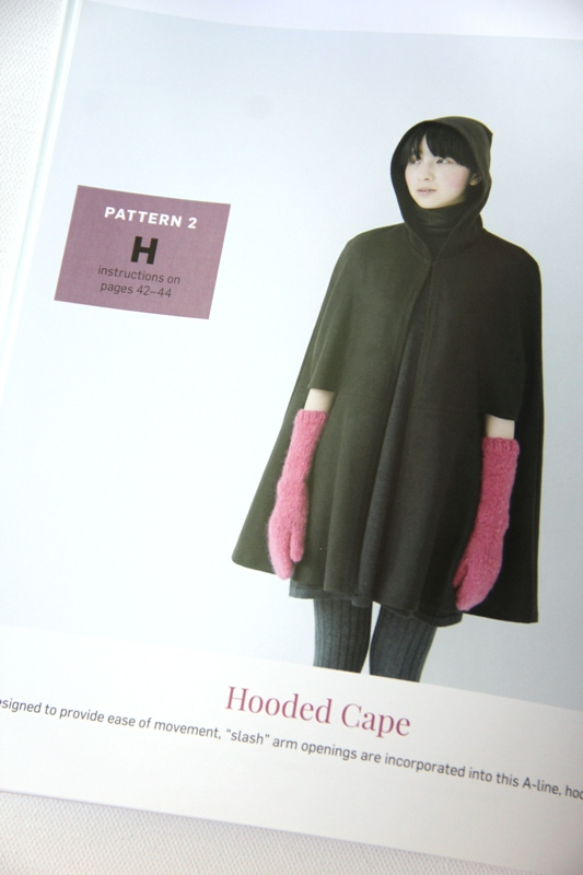 Stylish Wraps - Hooded Cape