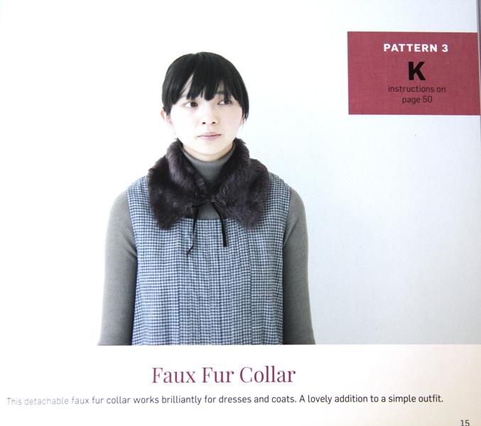 Stylish Wraps - Faux Fur Collar