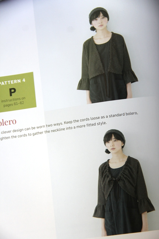 Stylish Wraps - Bolero
