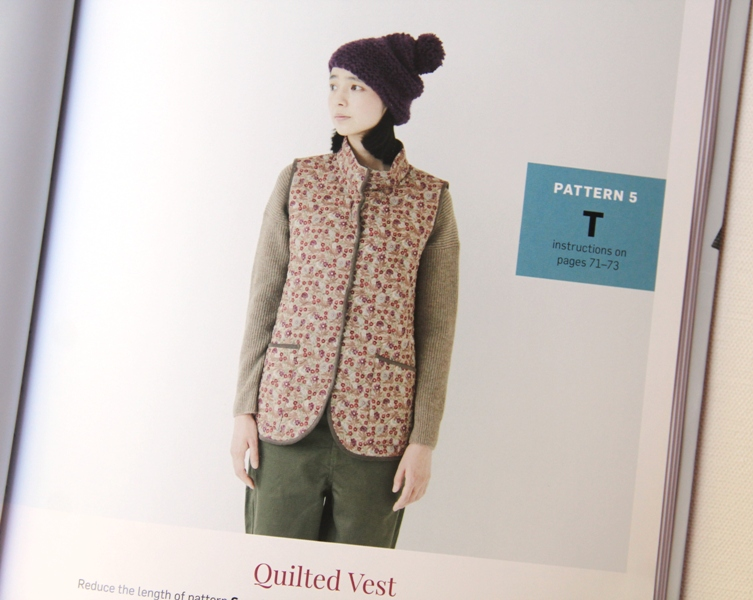 Stylish Wraps - Quilted Vest