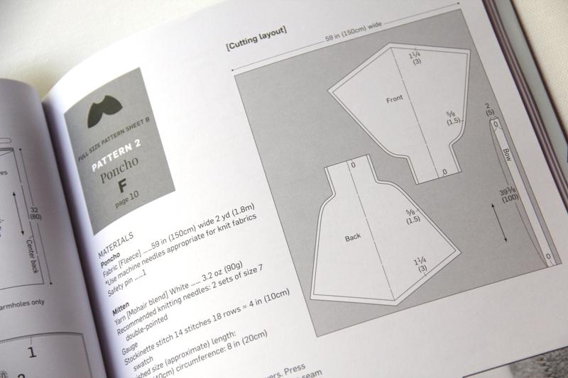 Stylish Wraps - instruction page