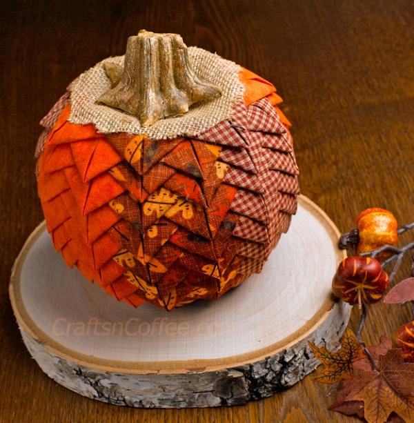 Prairie Point Pumpkin from Crafts N Coffee
