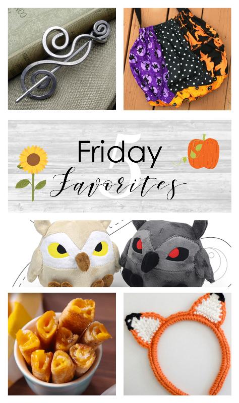 Friday Favorites No. 351