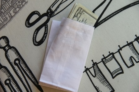 Money Gift Tea Bag 8 - Crafty Staci