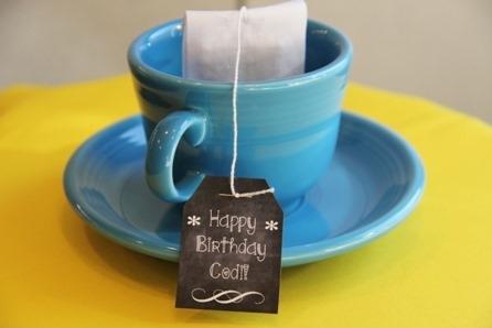 Money Gift Tea Bag 11 - Crafty Staci