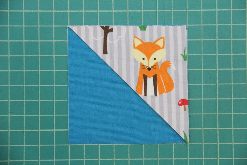 Quick Fabric Corner Bookmarks - Crafty Staci 5