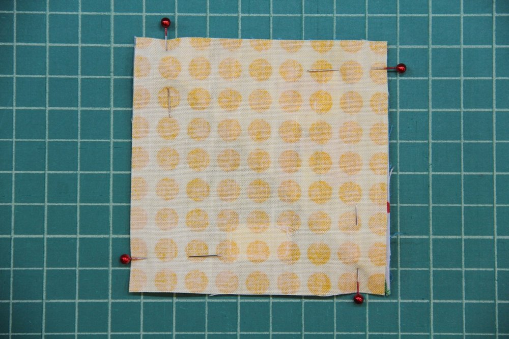 Quick Fabric Corner Bookmarks - Crafty Staci 6