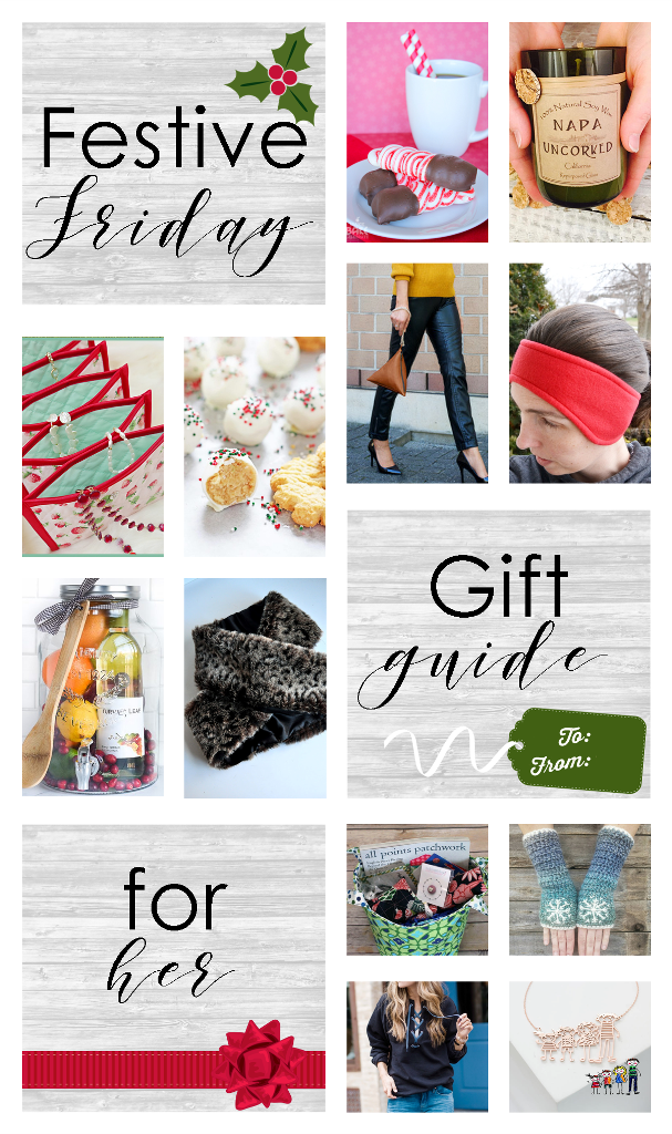 Festive Friday Gift Guide for Her
