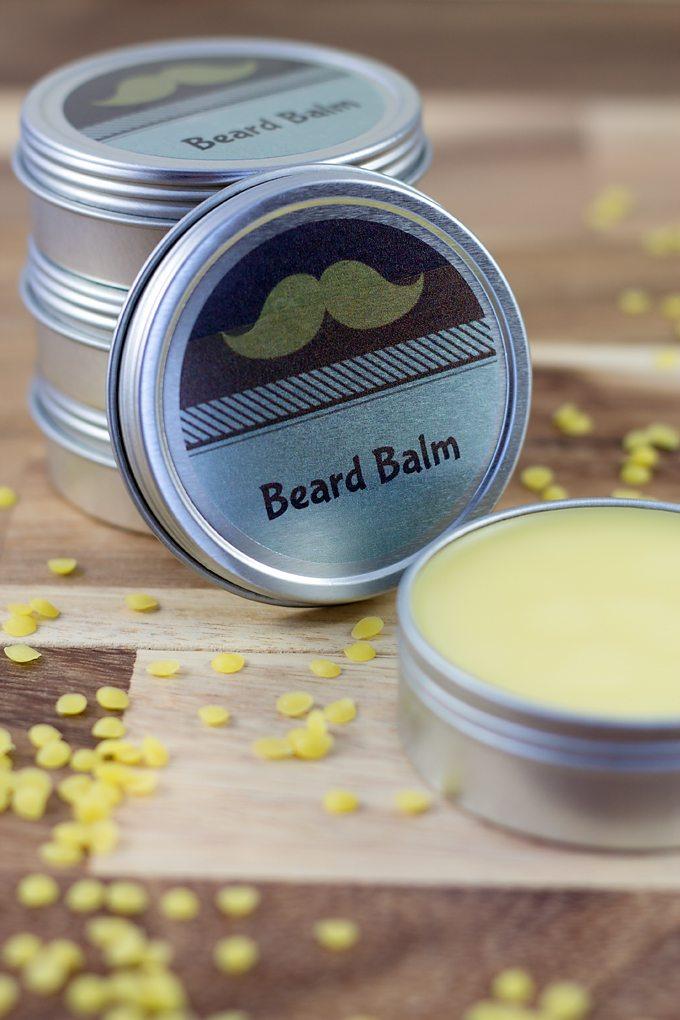 Cedarwood Beard Balm from Fireflies and Mud Pies