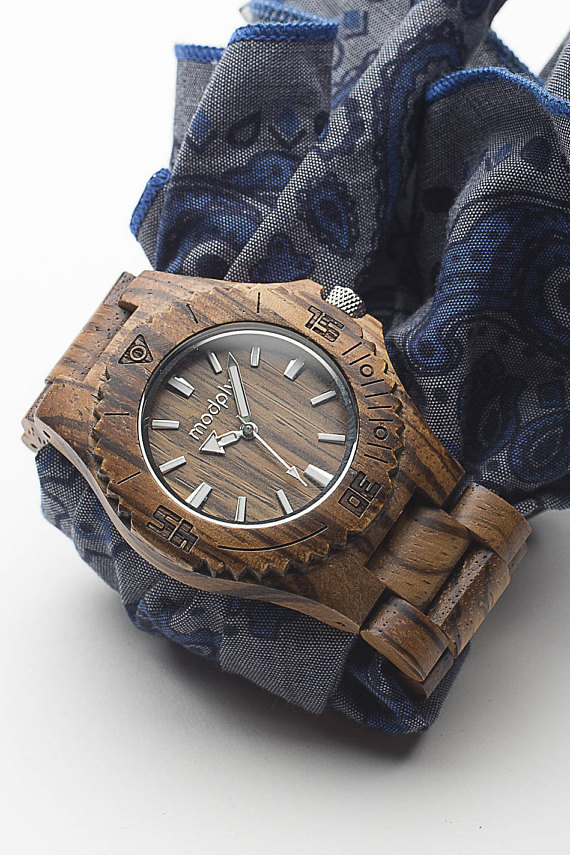 Wood Watch from Modply
