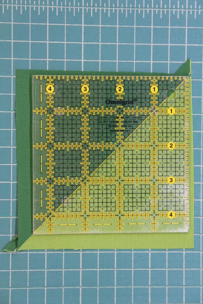 Trimming squares
