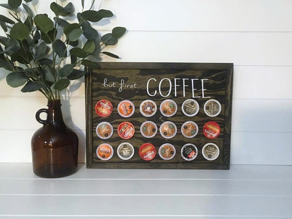 K-Cup Storage from HighlandDesignCo
