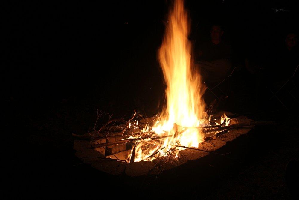 Bathtub Backyard Fire Pit