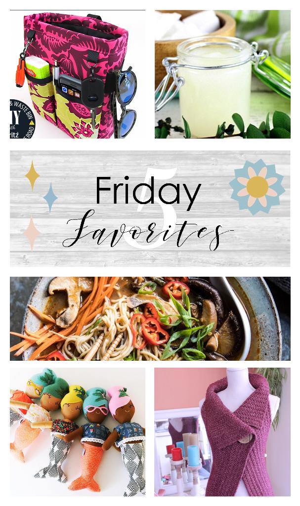 Friday Favorites No. 365