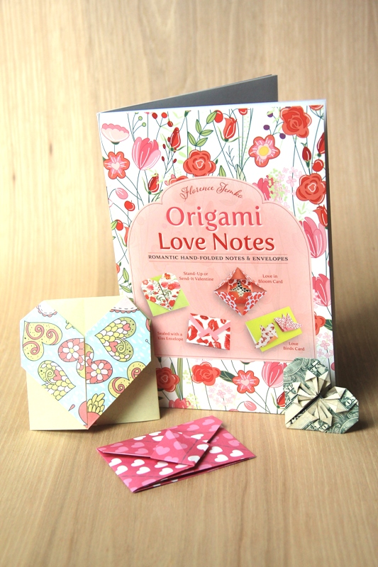 Origami Love Notes Kit from Tuttle Publishing
