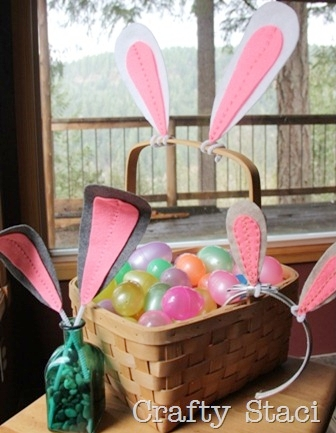 Bendable Bunny Ears - Crafty Staci 1
